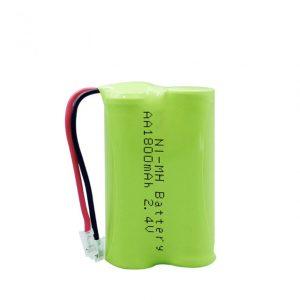 NiMH uzlādējamais akumulators AA1800mAh 2.4V