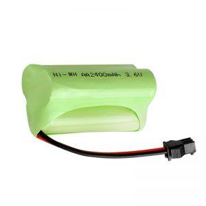 NiMH uzlādējamais akumulators AA2400 3.6V