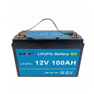12V ilgs kalpošanas laiks LiFePO4 4S33P uzlādējama litija jonu krātuve 12V 200Ah litija jonu akumulators 32700 LiFePO4 akumulators