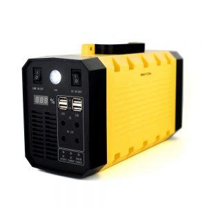 12v 30ah invertora akumulators 500w pārnēsājama spēkstacija