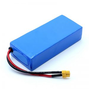Augstas kvalitātes uzlādējama 12v 12Ah litija jonu akumulatoru 3S6P litija jonu bateriju pakete
