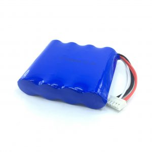 Uzlādējama 14,8 V 2200 mAh 18650 litija jonu litija akumulatoru baterija viedajam putekļsūcējam