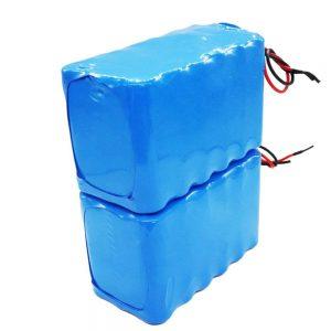 Karstā pārdošanas uzlādējams akumulators 18650 augsta dziļa cikla 24 voltu litija jonu akumulators elektriskajam velosipēdam