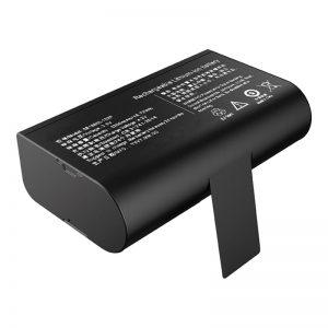 3,6 V 5200 mAh 18650 litija jonu akumulators LG akumulators rokas POS mašīnai