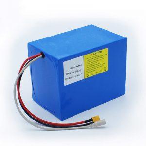 Litija akumulators 18650 48V 20.8AH elektriskajiem velosipēdiem un e velosipēdu komplektam
