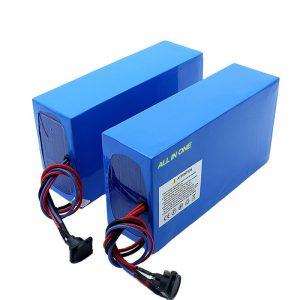VISAS VIENAS šūnas 13S7P 18650 48v 20.3ah elektriskā velosipēda akumulators