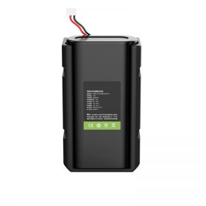 18650 7,2 V 2600 mAh zemas temperatūras litija akumulatoru komplekts SEL selektoram