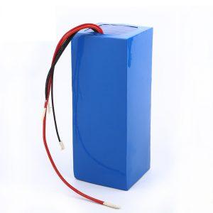 Litija akumulators 18650 72V 100AH 72V 100ah elektriskā skūtera velosipēdu komplekts automašīnas litija akumulators