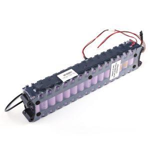 Litija jonu motorollera akumulatoru komplekts 36V xiaomi oriģinālais elektriskā motorollera electrique litija akumulators
