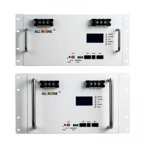 Viss vienā 10 kwh 7KWH 5 kWh akumulators LiFePo4 litija akumulators 48V 100Ah 150Ah 200Ah dziļa cikla UPS saules enerģijas rezerves