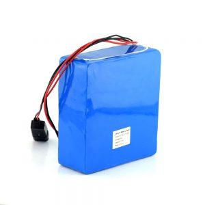 48V 15Ah 20Ah uzlādējama litija jonu akumulatoru pakete 48 voltu elektriskā motorollera velosipēda akumulators