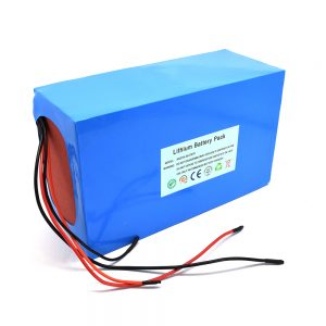 48v / 20ah litija akumulatoru komplekts elektriskajam motorollerim