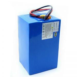 Rūpnīca piegādā augstas kvalitātes lifepo4 akumulatoru 48v 40ah elektriskajam velosipēdam