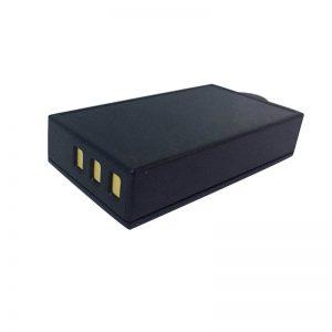 3.7V 2100mAh portatīvais POS termināla polimēra litija akumulators