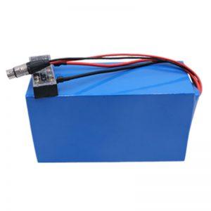 Pielāgots litija akumulators 60V 20Ah elektriskā motocikla akumulators