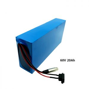 Pielāgots akumulatora komplekts 60v 20ah EV litija akumulators