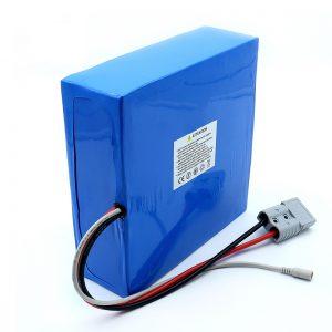 60 voltu 30Ah 50Ah litija jonu akumulatora litija akumulators elektriskajam motorolleram