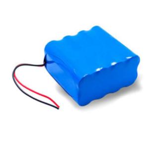 Li-ion akumulatoru komplekts 2S4P 7.4V 12.0Ah litija jonu akumulatori zivju dīķa saules ūdens sūknim