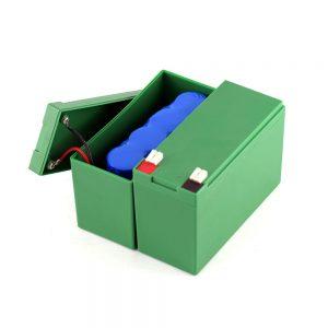 ALL IN ONE uzlādējams akumulators Lifepo4 32650 12V 7Ah akumulators