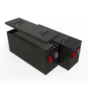 LiFePO4 uzlādējams akumulators 300AH 12V