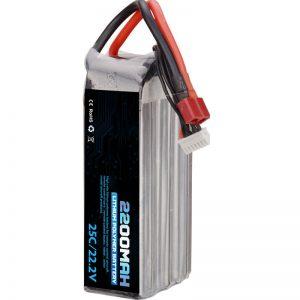 karstā pārdošanas uzlādējama litija polimēra baterija 22000 mah 6s lipo