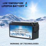 Iepazīstinām ar ALL IN VIEN zemas temperatūras litija dzelzs fosfāta akumulatoriem