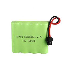 NiMH uzlādējamais akumulators AA2400mAH 4.8V