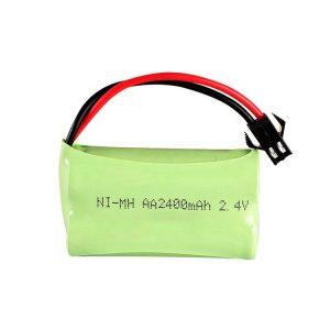 NiMH uzlādējams akumulators AA2400mAH 2.4V