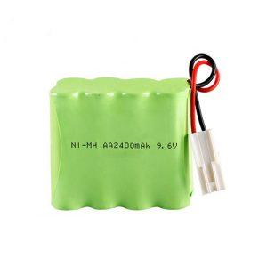 NiMH uzlādējamais akumulators AA2400 9.6V