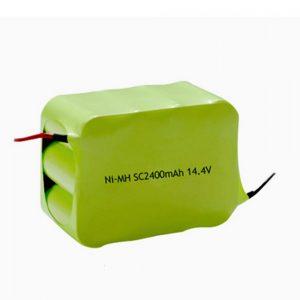 NiMH uzlādējamais akumulators SC 2400mAH 14.4V
