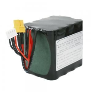 Uzlādējamas 18650 akumulatoru šūnas 3S4P litija jonu akumulatoru baterijas 11,1 V 10Ah saules lukturim