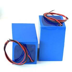 16s4p 18650 60v 40ah litija akumulators elektriskajam skrejriteņa uzlādējamam akumulatoram