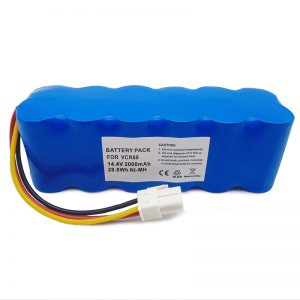 augstas kvalitātes 14,4 V rezerves putekļu sūcēja akumulators navibot SR8750 DJ96-00113C VCA-RBT20
