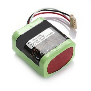 Beston Scooba Mint5200B 7.2V 3Ah uzlādējams Ni-MH akumulatoru komplekts iRobot putekļsūcējam